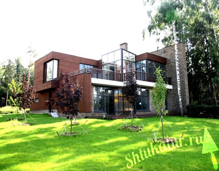Загородный дом премиум класса ЖК Резиденция Рублево