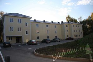 Здание персонала M`istra`L Hotel