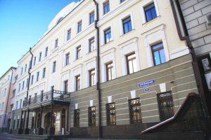 Бизнес центр в Казачем пер.